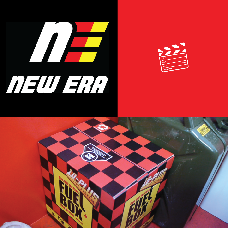Radish Creative - New Era Fuels Lanuch Film